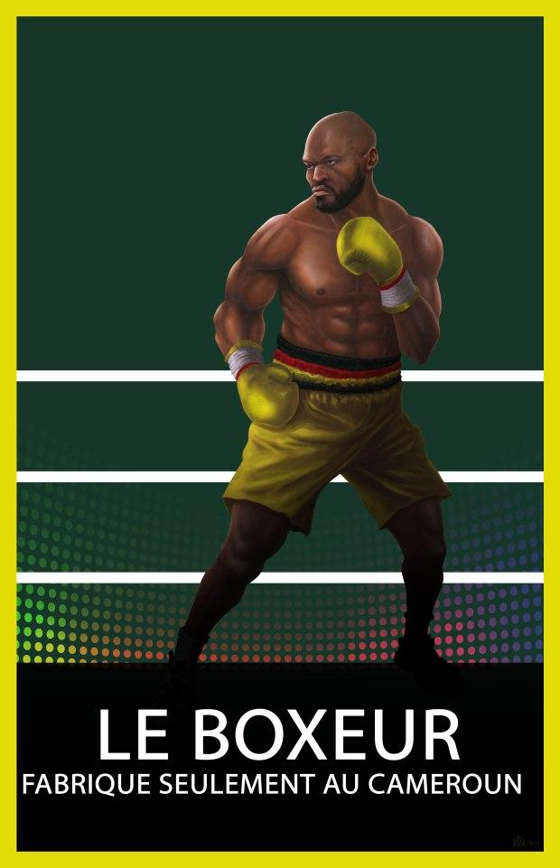Le Boxeur 2