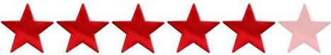 étoiles 5